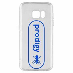 Чохол для Samsung S7 Prodigy Логотип