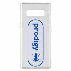 Чохол для Samsung Note 8 Prodigy Логотип