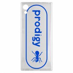 Чехол для Sony Xperia XA1 Prodigy Logo - FatLine
