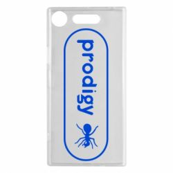 Чехол для Sony Xperia XZ1 Prodigy Logo - FatLine