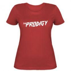 Женская футболка Prodigy - FatLine