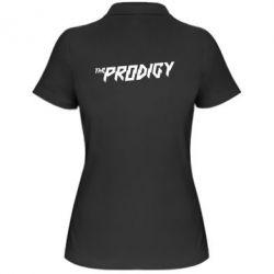 Женская футболка поло Prodigy - FatLine