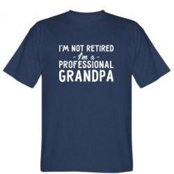 Футболка Professional Grandpa