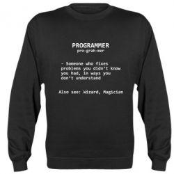 Реглан (свитшот) Programmer