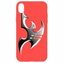 Чохол для iPhone XR Protoss Symbol