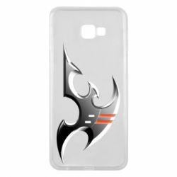 Чохол для Samsung J4 Plus 2018 Protoss Symbol