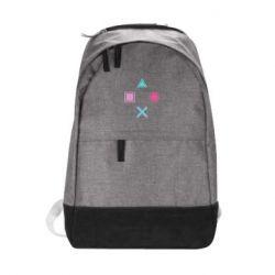 Городской рюкзак PS vector