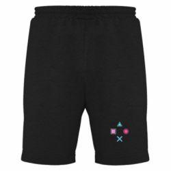 Мужские шорты PS vector
