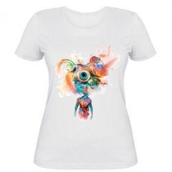 Жіноча футболка Психоделіка