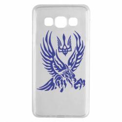 Чохол для Samsung A3 2015 Птах та герб