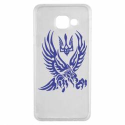 Чохол для Samsung A3 2016 Птах та герб