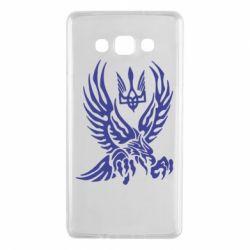 Чохол для Samsung A7 2015 Птах та герб