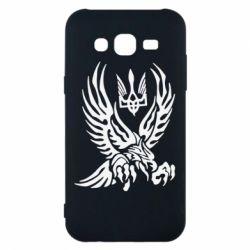 Чохол для Samsung J5 2015 Птах та герб