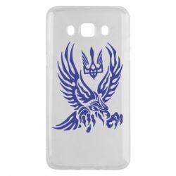 Чохол для Samsung J5 2016 Птах та герб
