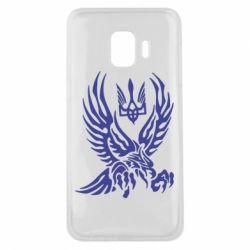 Чохол для Samsung J2 Core Птах та герб
