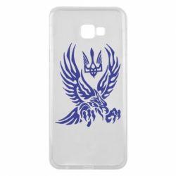 Чохол для Samsung J4 Plus 2018 Птах та герб