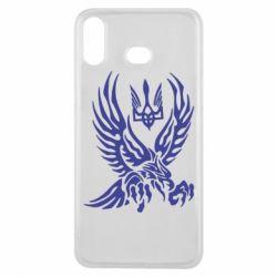 Чохол для Samsung A6s Птах та герб