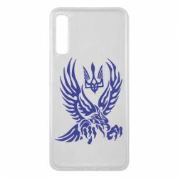 Чохол для Samsung A7 2018 Птах та герб