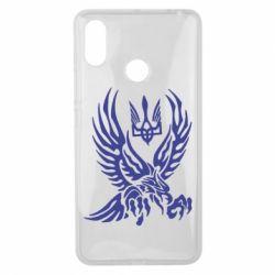 Чехол для Xiaomi Mi Max 3 Птах та герб