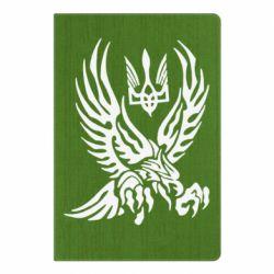 Блокнот А5 Птах та герб