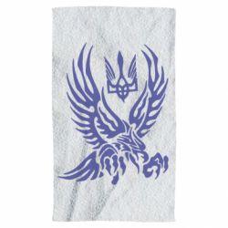 Рушник Птах та герб