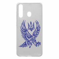 Чохол для Samsung A60 Птах та герб