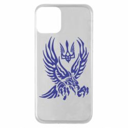 Чохол для iPhone 11 Птах та герб