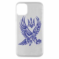 Чохол для iPhone 11 Pro Птах та герб