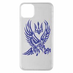 Чохол для iPhone 11 Pro Max Птах та герб