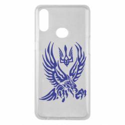 Чохол для Samsung A10s Птах та герб