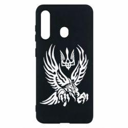 Чохол для Samsung M40 Птах та герб