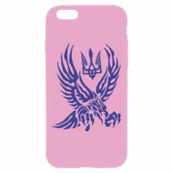 Чохол для iPhone 6 Plus/6S Plus Птах та герб