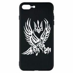 Чохол для iPhone 8 Plus Птах та герб