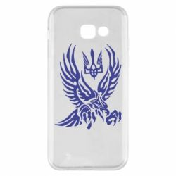Чохол для Samsung A5 2017 Птах та герб