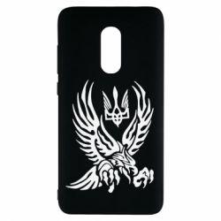 Чехол для Xiaomi Redmi Note 4 Птах та герб