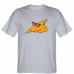 Чоловіча футболка Pterodactyl in glasses