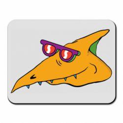 Килимок для миші Pterodactyl in glasses