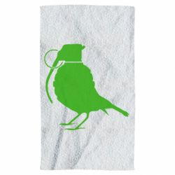 Полотенце Птичка с гранатой