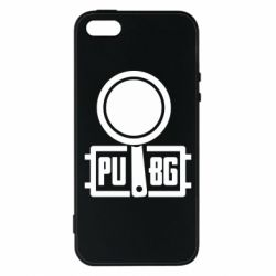 Чехол для iPhone5/5S/SE PUBG and and frying pan