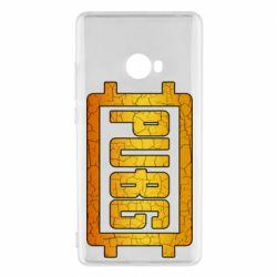 Чехол для Xiaomi Mi Note 2 PUBG and cracks