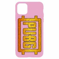Чехол для iPhone 11 Pro PUBG and cracks
