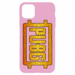 Чехол для iPhone 11 Pro Max PUBG and cracks