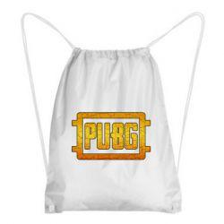 Рюкзак-мешок PUBG and cracks