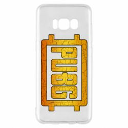 Чехол для Samsung S8 PUBG and cracks