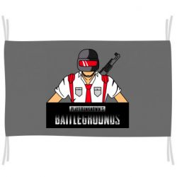 Флаг Pubg and fighter