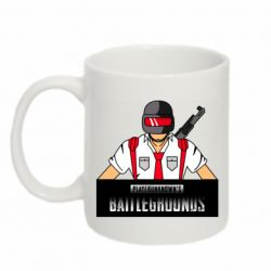 Кружка 320ml Pubg and fighter