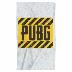 Полотенце PUBG and stripes