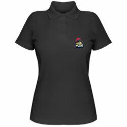 Жіноча футболка поло Pubg art 1