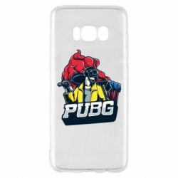 Чохол для Samsung S8 Pubg art 1