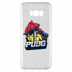 Чохол для Samsung S8+ Pubg art 1